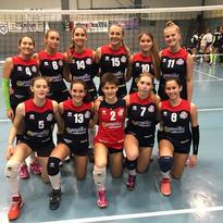 Alessandria Evo Volley : La C Femminile non si ferma piu' è 4a in classifica