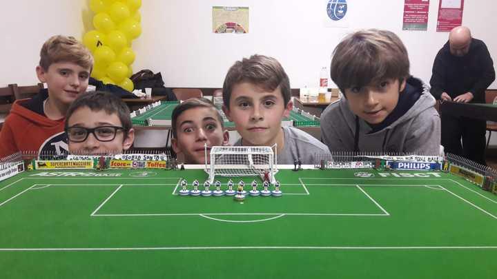 Serata dimostrativa al Sant'Andrea calcio