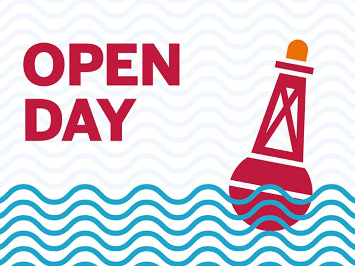 Open Day sabato 15 dicembre