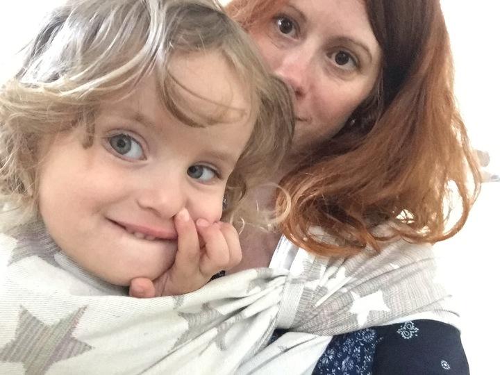 BABYWEARING : un mondo da scoprire!!