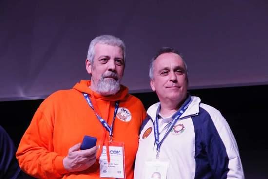 LA CONVENTION 2019 E... TANTI AUGURI MR PRESIDENT!