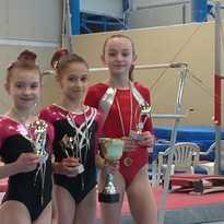 Arianna Pallotta Campionessa Regionale Gold A1