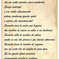 Poesia dell'Atleta