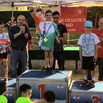 Thomas Motta campione regionale gimcana cat G1 2019