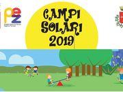 Centro estivo un cortile per l'estate bambini e ragazzi 6-14 anni