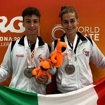 Campioni del Mondo - WRG2019 Barcellona