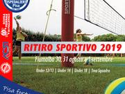 ritiro sportivo a Fiumalbo (MO)