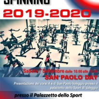 CORSO DI SPINNING!!!