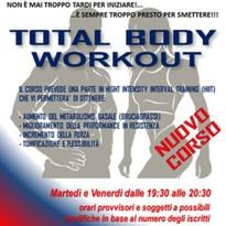 corso di total body workout
