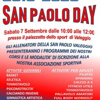 SAN PAOLO DAY