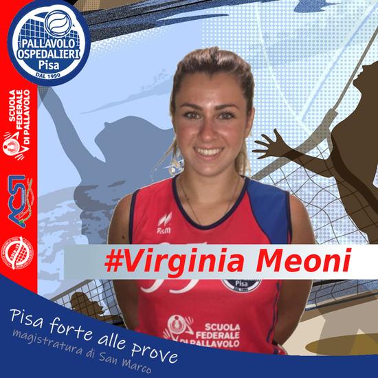 Meoni è il settimo giocatore in campo per garantire tranquillità alla squadra