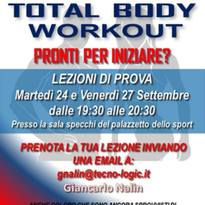 TOTAL BODY WORKOUT