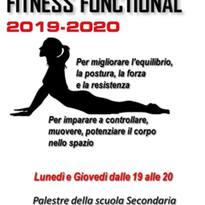 CORSO DI FITNESS FUNCTIONAL