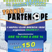 Torneo Partenope Organizzato dal Club Brescia 1926