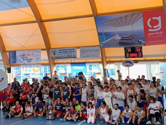 8° Torneo Baskin Grand Prix