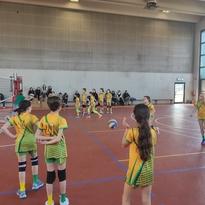 Martinengo Bianco – Volley Caravaggio U12