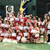 CHEERLEADING CONTEST