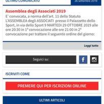 … on line il nuovo sito!!!!