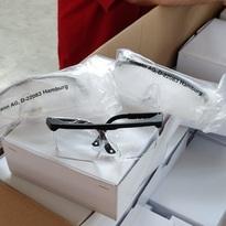 Da Fielmann 5000 occhiali protettivi per la Croce Rossa