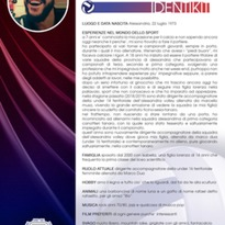 L'IDENTIKIT: Alessandro Filì