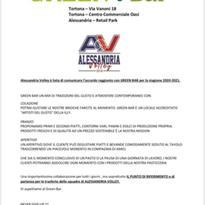 Green bar nuovo partner Alessandria Volley