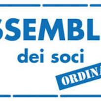 AVVISO DI CONVOCAZIONE DI ASSEMBLEA ORDINARIA SOCI