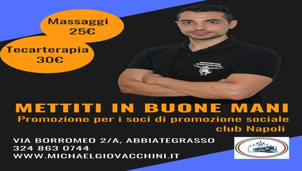 Convenzione Club Napoli Il Tranviere Milano