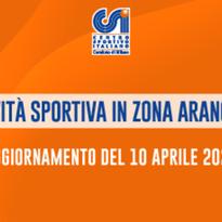Lombardia in zona arancione: ripartono gli allenamenti