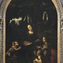 2La Vergine delle Rocce