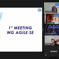 Caffe' con AISE – Agile WG – Webinar