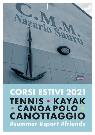 "Circolo Marina Mercantile ""Nazario Sauro"" A.S.D. – Convenzione CRAL TT"
