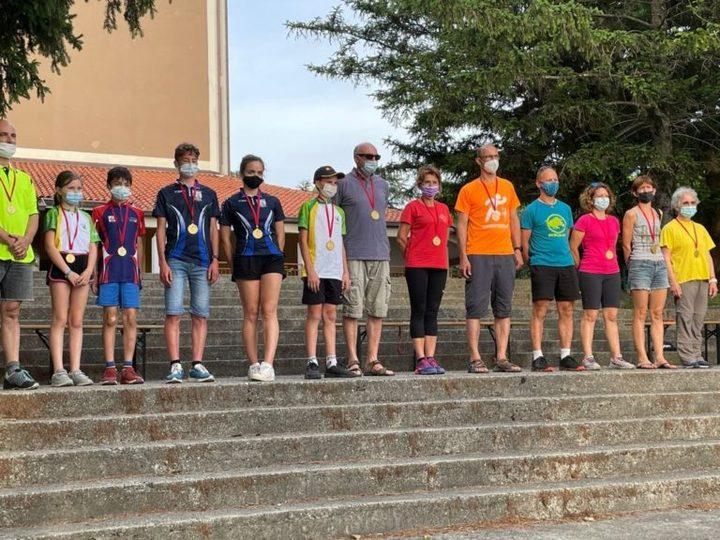 Campionato Regionale Sprint a Borgo San Sergio