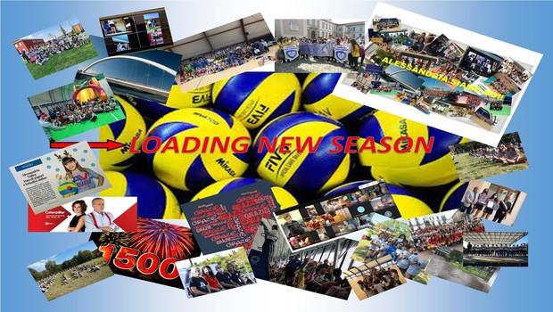 loading new season