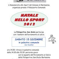 Natale nello Sport