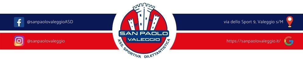 ASSOCIAZIONE SPORTIVA DILETTANTISTICA S. PAOLO VALEGGIO